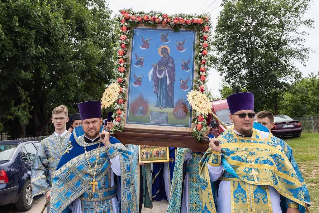 Święto Zaleszańskiej Ikony Bogurodzicy