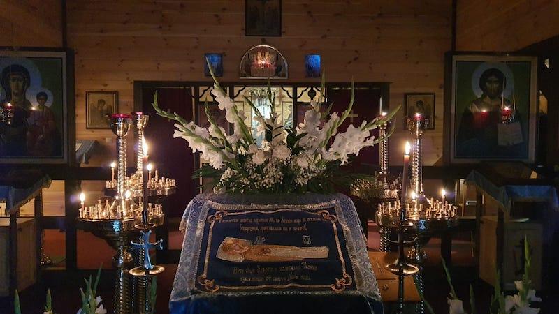 Obrzęd pogrzebu Przenajświętszej Bogurodzicy
